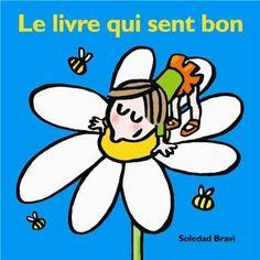 Le livre qui sent bon: Amazon.fr: Soledad Bravi: Livres