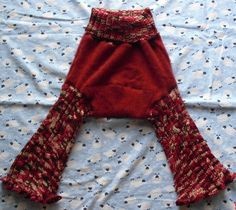 Large 100% cashmere diaper covers or trainers by MyWoolieBaby, $14.50