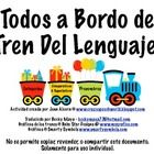 All Aboard, The Language Train Spanish English version includes the all activities/directions in both languages! This download has 40 pages t...