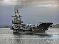 Admiral Kuznetsov (063), Rusia.