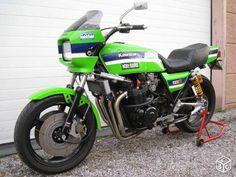 Kawasaki S1 Superbike Replica 1983