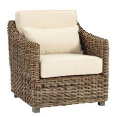 "$659 - Capri Chair Overall: 32 1/2""H X 29 1/2""W X 32""D Seat: 18 1/2""H X 24 1/4""W X 27""D Arms: 24 1/2""H"