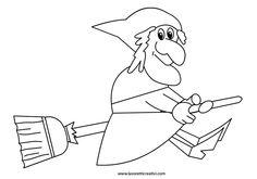 Čarodějnice - omalovánka Painting Templates, Pattern Paper, Paper Patterns, Halloween Pictures, Snoopy, Crafty, Quilts, Blog, Fictional Characters