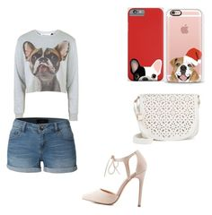 """""""Hacked by lanedogs678 #2"""" by missyt123 on Polyvore featuring Topshop, Casetify, LE3NO, Charlotte Russe and Under One Sky"""