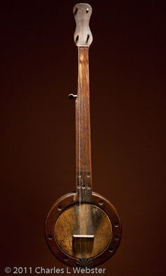 Baughman antique banjo.