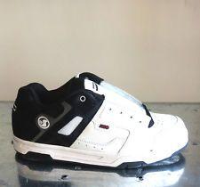 scarpe DVS enduro tg 12 us -ita 47 NUOVE white black skate hip hop shoes