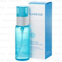 Buy Laneige Water Bank Mineral Skin Mist at YesStyle.com! Quality products at remarkable prices. FREE WORLDWIDE SHIPPING on orders over AU$50.