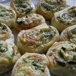 Girelle di tacchino o pollo ripiene di spinaci e fontina