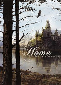 <3 Hogwarts