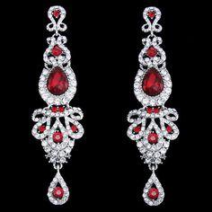 Luxury earrings Rosalind