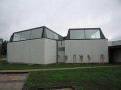 Rovaniemi Library, Alvar Aalto | Rovaniemi | Finland | MIMOA