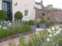 formal front gardens - Google Search