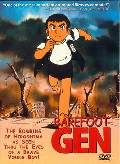 BAREFOOT GEN animation (1983) ★★★★★