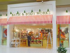 Bath and Body Works!