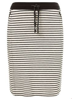 95ad75c4b6d ... r01-82-201 skirt jersey stripe Dames kleding Rokjes zwart? 5995 ? Direct  leverbaar uit de webshop van Express Wear Price: 59.95 Meer informatie