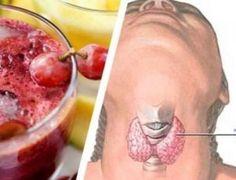 Beba este suco para regular a tireoide, perder peso e combater inflamações - iDicas