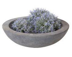 Schaal clayfibre: brengt sfeer aan op je tuintafel #leenbakker #terrasideeen