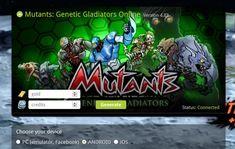 Mutants Genetic Gladiators hack online