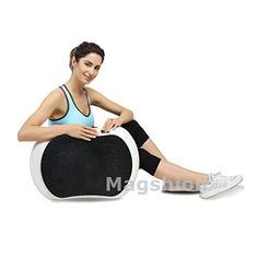 Free Delivery X-MAG Portable Whole Body Vibration Fitness Trainer Platform Machine with Straps //Price: $183.59 & FREE Shipping to USA // www.fitnessamerica.store //    #homefitness