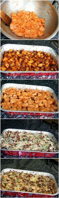 ... | Monterey Chicken, Chicken Piccata and Buffalo Chicken Casserole