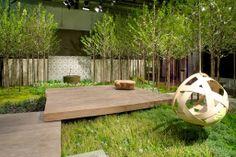 Giardina Zürich 2013 Dream Garden, Outdoor Furniture, Outdoor Decor, Garden Bridge, Garden Design, Outdoor Structures, Gardens, Home Decor, Outdoors