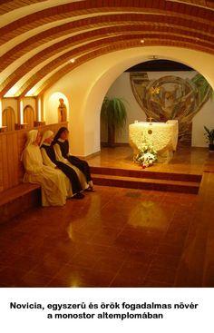Sisters of the Cistercian Abbey of Regina Mundi