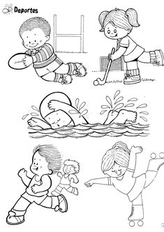 This cute coloring page will remind kids of days at the