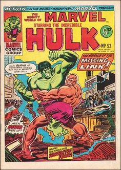 Marvel Team-Up Vol 1 112 Bronze Age Comic by RubbersuitStudios Marvel Comic Books, Marvel Comics, Marvel Dc, Captain Marvel, Robert E Howard, Spiderman, Comics For Sale, Thing 1, Silver Surfer