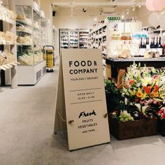.@Hideaki Hamada | Congratulation @foodandcompany_grocery on opening! #foodandcompany | Webstagram