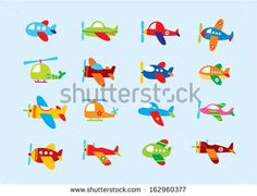 Find Airplane Vector stock images in HD and millions of other royalty-free stock photos, illustrations and vectors in the Shutterstock collection. Boy Drawing, Drawing For Kids, Art For Kids, Airplane Illustration, Illustration Art, Illustrations, 1 Year Baby, 1st Year, Airplane Vector