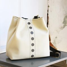 A fresh batch of Beacon bucket bags are back in stock! And bonus, they're off thru with code XOXO Bucket Bags, Fresh, Shopping, Fashion, Moda, Fashion Styles, Fashion Illustrations