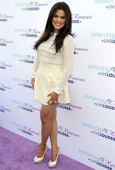 Khloe Kardashian Celebrates the Launch Of Her Custom Cocktail Recipe For HPNOTIQ Harmonie Liqueur in LA