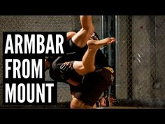 "Armbar from Mount | Andrew ""Squid"" Montañez 