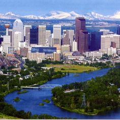 Calgary - heading to the SIGITE conference