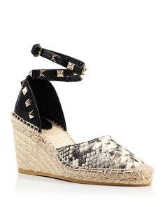 Ash Platform Espadrille Wedge Sandals - Winnie Studded Shoes -  Bloomingdale s 3f115daa01