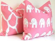 Decorative Pillows Kids Room Children Pillow by FestiveHomeDecor