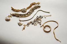 Upcycling bracelets.