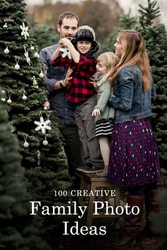 [ad] Find 100 fun photo ideas and tips from Tiny Prints to help your family create a memorable photo Christmas card this holiday season!