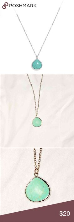 """BAUBLEBAR X Insurgent Dauntless Pendant Necklace BAUBLEBAR X BAUBLE BAR X Insurgent Dauntless Pendant Necklace (GENTLY USED) - Lobster clasp and adjustable necklace length. - Chain is 20"""" at longest length and can be shortened to 18"""" at shortest length. BaubleBar Jewelry Necklaces"""