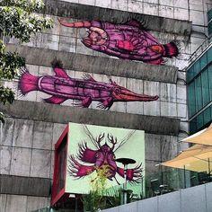 All City Canvas México 2012 / Sego