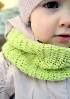tube scarf for kids