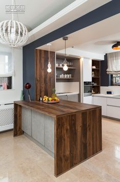 Proiect bucatarie Corbeanca | Kuxa Studio, expert in mobila de bucatarie - 5215 Kitchen Island, Home Decor, Island Kitchen, Decoration Home, Room Decor, Home Interior Design, Home Decoration, Interior Design