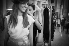 #SergeiGrinko #FashionShow #MilanoFashionWeek #SpringSummer16 #backstage #pics by Marialucia Mainardi