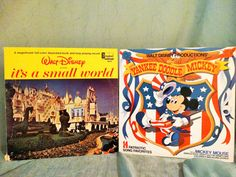 Walt Disney Productions It's A Small World 1964 &  by DorenesXXOO