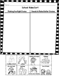 Printables Making Good Decisions Worksheets friendship classroom and inspiration on pinterest the new year anticipation excitement happy feeling you get when a list smell of crayons look good c