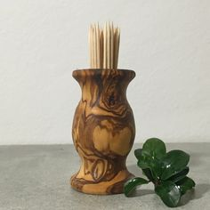 Content-Type: application/octet-stream    Toothpick holder olive wood, natural handmade rustic, rustic kitchen, olive wood, kichen decor, gift idea by muzimuzistore on Etsy https://www.etsy.com/listing/263317951/toothpick-holder-olive-wood-natural