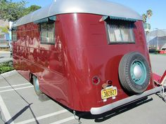 Westcraft Travel Trailer - 1948