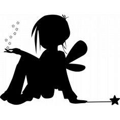 Sticker Juliette et les étoiles
