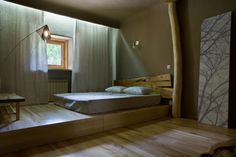 "light your lair with some natural light too: ""Friendhouse Hotel"" (Orel River Bank, Dnepropertrovsk, Ukraine) by Ryntovt."