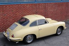 1964 Porsche 356SC Sunroof Coupe Maintenance/restoration of old/vintage vehicles: the material for new cogs/casters/gears/pads could be cast polyamide which I (Cast polyamide) can produce. My contact: tatjana.alic@windowslive.com